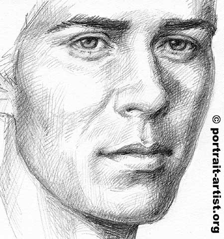sketch club nepal tips and tricks portrait drawing 3 contd